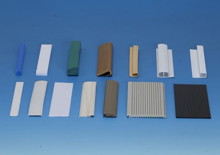 平貼,木板,地板收邊條, 材質:PVC,ABS,HIPS,PC,PP,PE,壓克力
