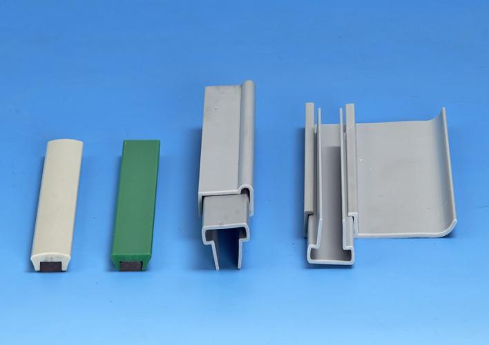 塑膠磁鐵條,白板,黑板框條, 材質:PVC,ABS,HIPS,PC,PP,PE,壓克力