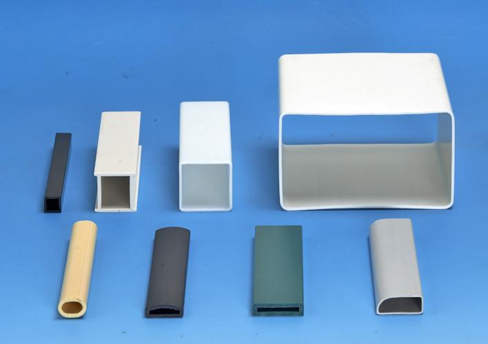 方型管,材質:PVC,ABS,HIPS,PC,PP,PE,壓克力