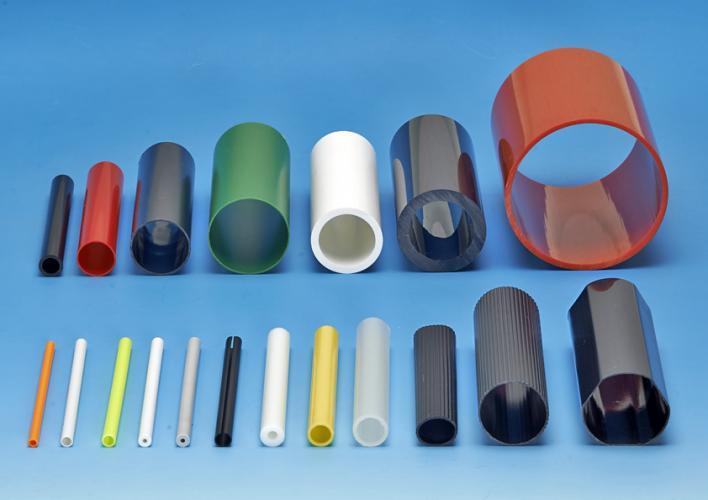 塑膠圓管,3m/m--130m/m 材質:PVC,ABS,HIPS,PC,PP,PE,壓克力